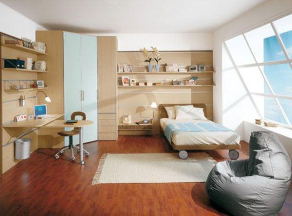 Представляем Вам несколько проектов интерьера комнаты дл