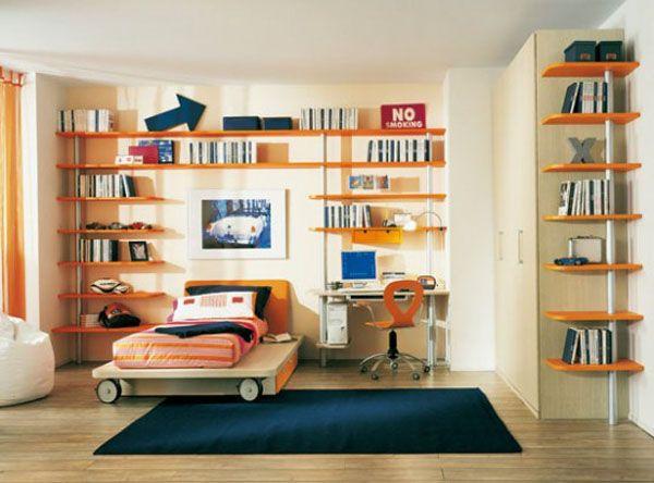 25 идей для комнаты мальчика-подроста.