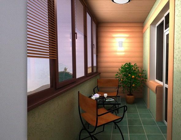 Дизайн балконов и лоджий интерьер дизайн.
