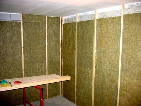Шумоизоляция квартиры - Как построить дом своими руками